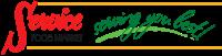 A theme logo of Service Food Market